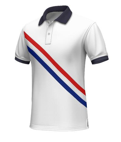Niederlande Polohemd für den Mann Tailor4Less