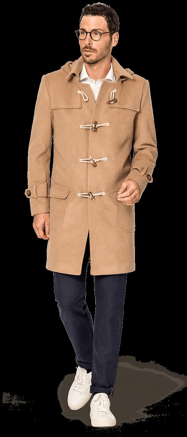 Brown Duffle coat $249 - Nuuk | Hockerty