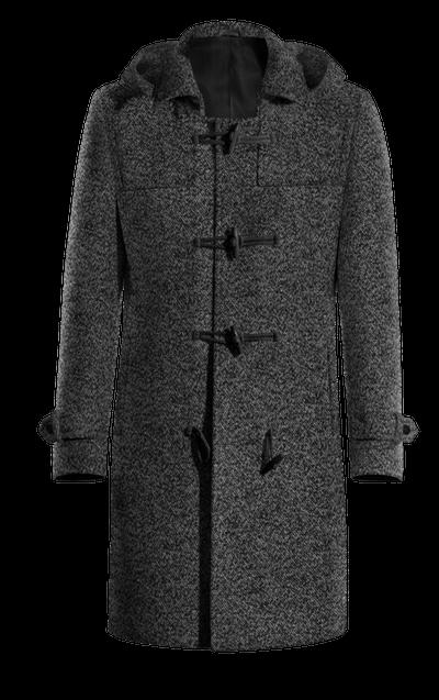 finest selection aedf5 7f3f8 Cappotto Montgomery Lungo