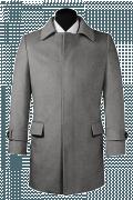 Grey Coat-View Front