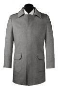 Grey Coat-View Front