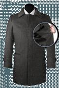 Cappotto grigio di lana-front_open