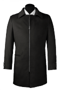Black Coat-View Front