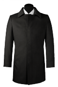 Black Coat-View Front