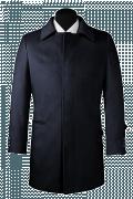 Blue Coat-View Front