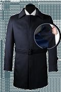 Cappotto con cintura blu-front_open