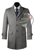 Grey Wool Coat-front_open