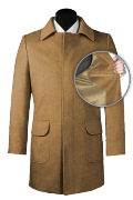 Beige Wool Coat-front_open