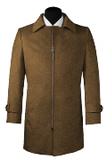 Brown Coat-View Front