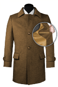 Brown Coat-front_open