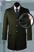 Green Coat-front_open