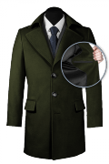 Green Coat-front_open