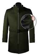 Abrigo verde con cinturón-front_open