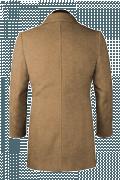 Brown Coat-View Back