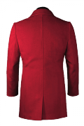 Red Coat-View Back