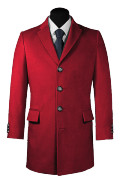 Red Coat-View Front