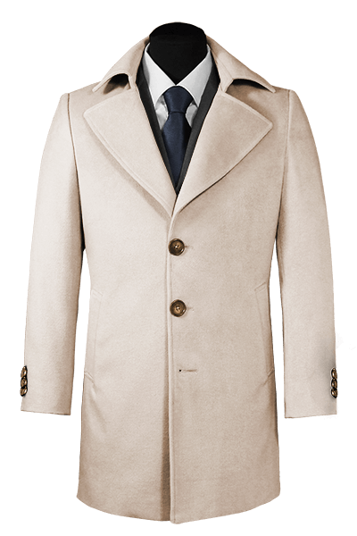 Cappotto beige