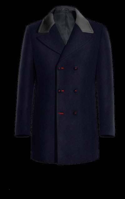 Was ist ein Caban Mantel und wie trage ich die Caban Jacke
