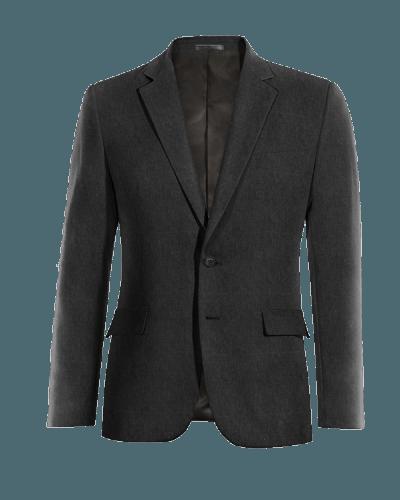 Black linen Blazer