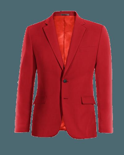 Giacca rossa di Lana