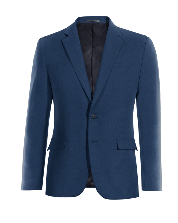 Giacca blu di Lana