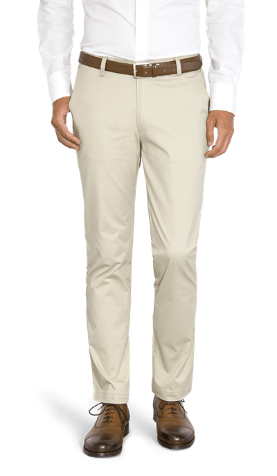 Slim Pantaloni Beige Chino Fit HeavenHockerty 99fr PkNZ8wOn0X