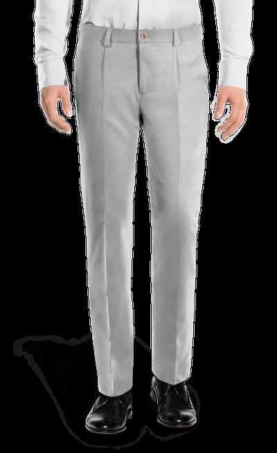 9179759057 Pantalón de corte recto-Vista Frontal