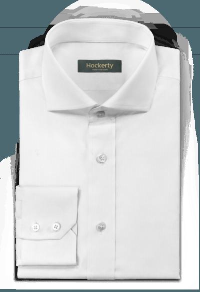 Weißes oxford Hemd