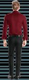 Camicia rossa-Vista Posteriore