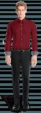 Camicia rossa-Vista Frontale