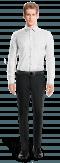 Camicia bianca-Vista Frontale