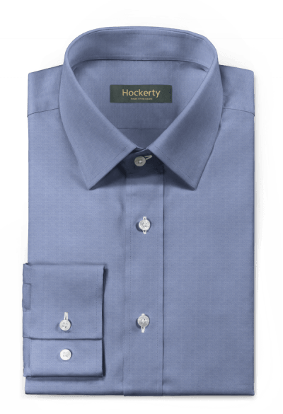 Blue 100% cotton Shirt