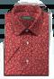 Kurzärmliges Hemd aus Baumwolle-folded