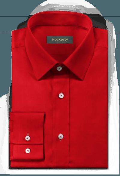 Red 100% cotton Shirt