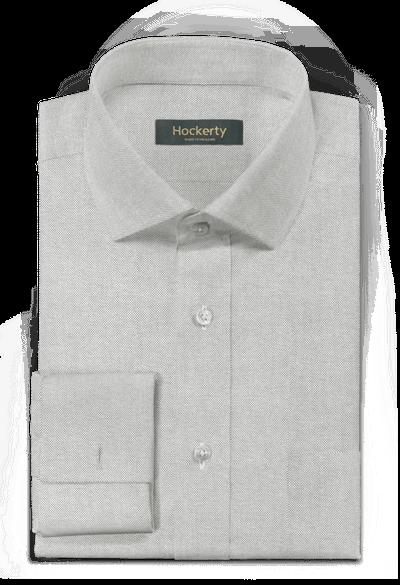 Grey French Cuff shirts   Hockerty