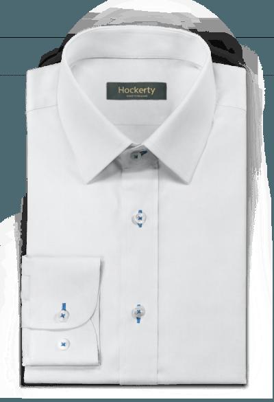 Camicia bianca 100% cotone