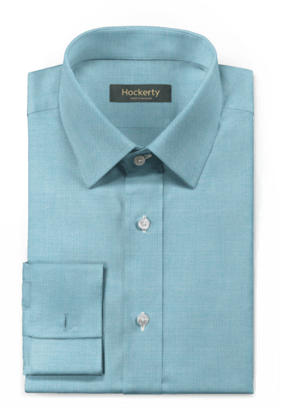 Blue french cuff oxford Shirt