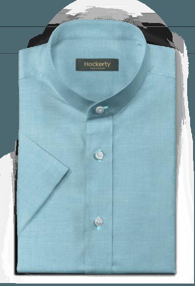 Kurzärmliges oxford Hemd