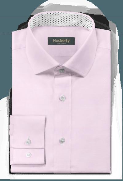 Camicia viola 100% cotone