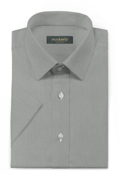 Grey short sleeved Shirt