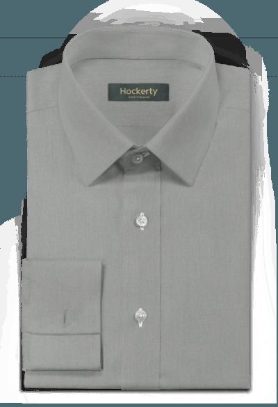 Grey french cuff Shirt