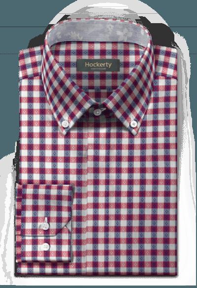 Checked 100% cotton Shirt