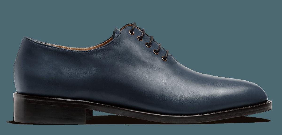 Wholecut Oxford Shoes for men   100