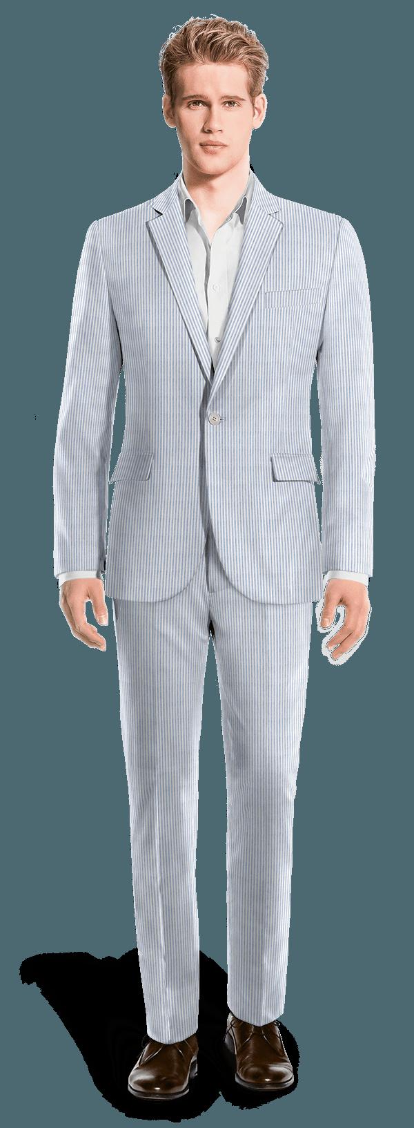 Suits, jackets & pants fabrics | Hockerty