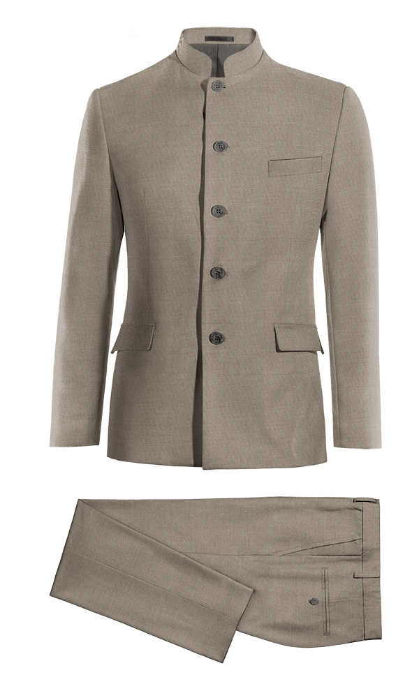 Grey Mao Suit