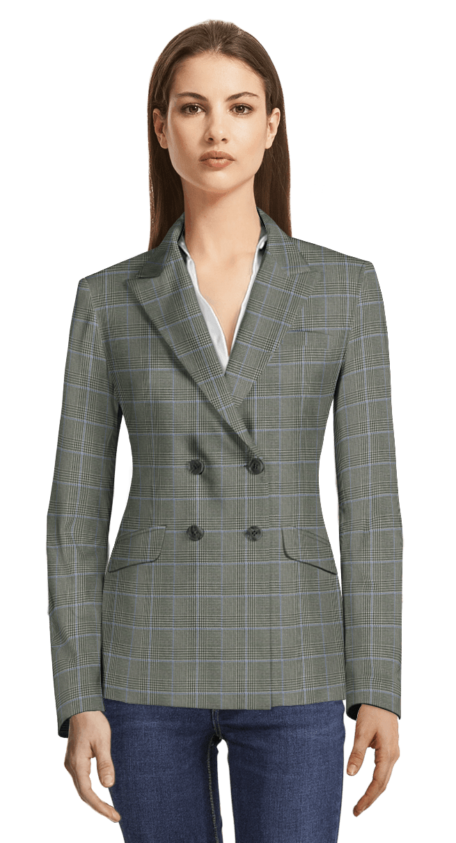 Women's Custom Clothing | Shop for tailored suits, shirt and ...
