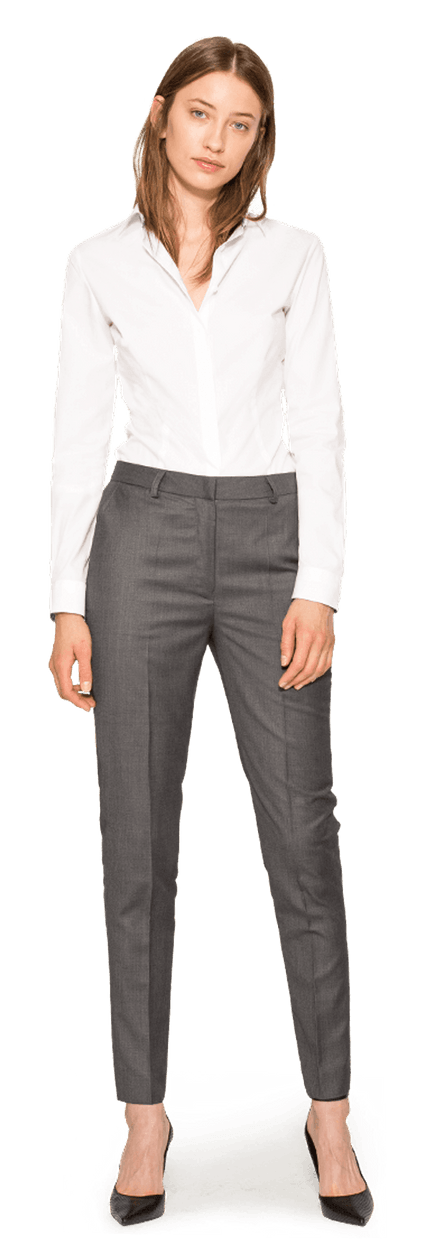 Pantalones Tobilleros Pitillo Sumissura