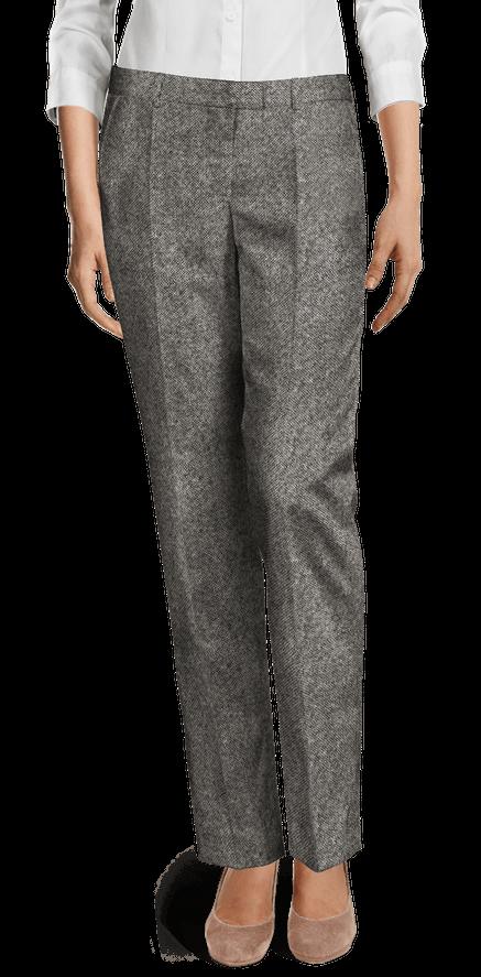 Grigi Tweed Grigi Pantaloni Tweed Pantaloni Di Di 69 69 A35jL4R