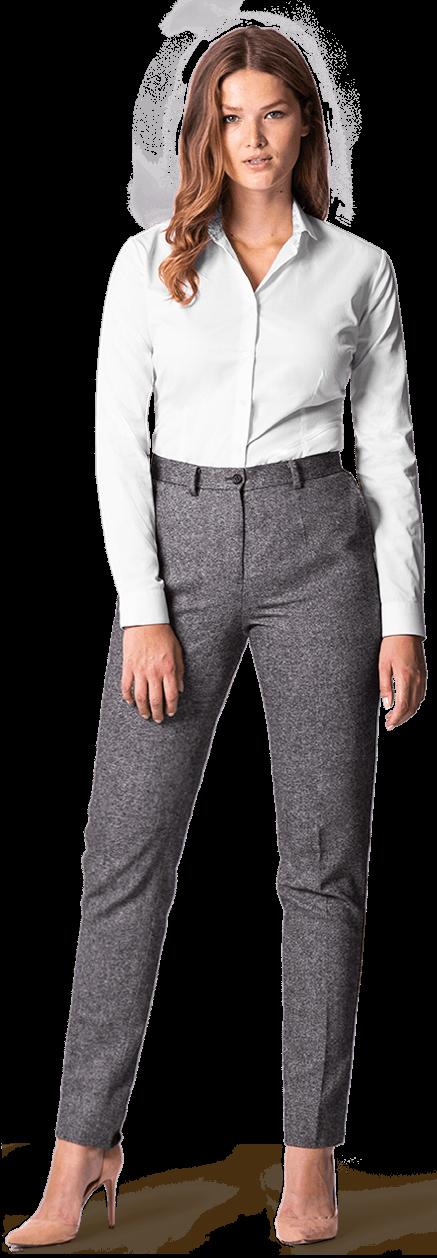 Pantalones Mujer Talla Grande Sumissura