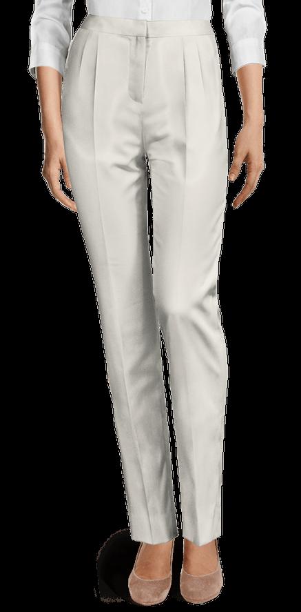 Pantalones Mujer De Entretiempo Sumissura
